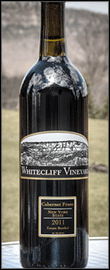 Cabernet Franc 2011 Bottle