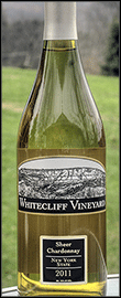 Sheer Chardonnay 2011 Bottle