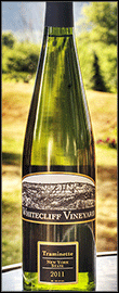 Traminette 2011 Bottle